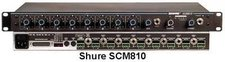 Shure SCM 810 E