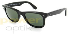 Ray Ban Original Wayfarer RB2140 901 (black/crystal green)