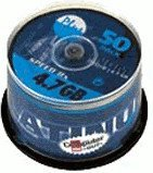 Bestmedia DVD+R 4,7GB 120min 16x 50er Spindel