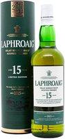 Laphroaig 15 Jahre 0,7l 43%