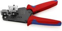 Knipex Präzisions-Abisolierzangen mit Formmessern 195 mm (12 12 10)