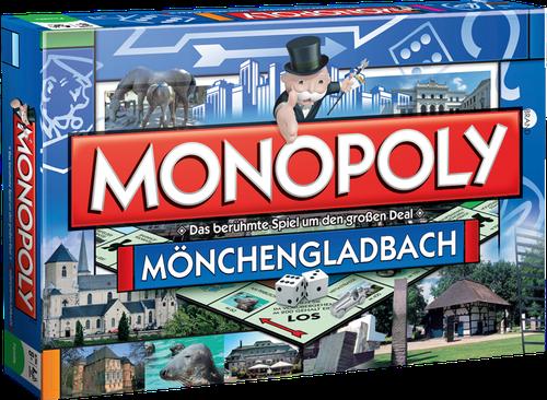 Winning Moves Monopoly Mönchengladbach