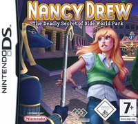Nancy Drew: The Deadly Secret of Olde World Park (DS)