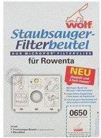 Wolf PVG Staubsaugerbeutel aus Micropor (0650)