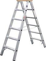 Geis & Knoblauch Stufenstehleiter 2x6