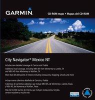 Garmin City Navigator NT - Mexiko City