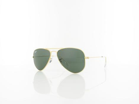 Ray Ban Aviator Small Metal RB3044 L0207 (arista/green)