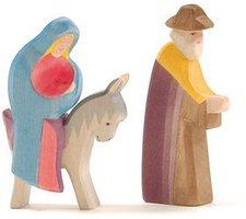 Ostheimer Maria auf dem Esel