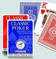 Piatnik Classic Poker Jumbo-Index