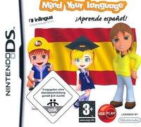 Mind your Language - Aprende espanol! (DS)