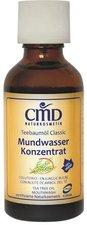 CMD Naturkosmetik Teebaumöl Classic Mundwasser (50 ml)