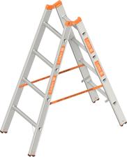 layher 1039 Topic Stehleiter 14 Sprossen