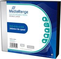MediaRange DVD+R DL 8,5GB 240min 8x 5er Slimcase