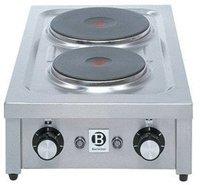 Apexa Elektro-Tischkocher 2 Platten 105323