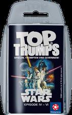 Winning Moves Top Trumps Star Wars Episode IV -VI