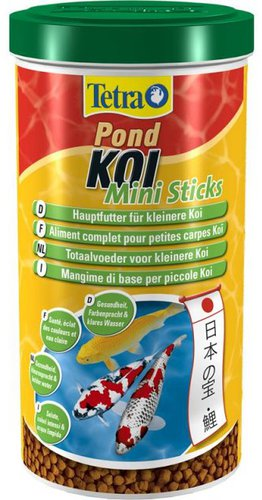 Tetra Pond Koi Sticks Junior (1 l)