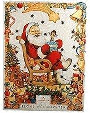 Niederegger Adventskalender Weihnachtsmann 525g