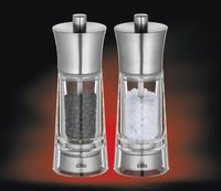 Cilio Salz- und Pfeffermühle Set Genova 14 cm
