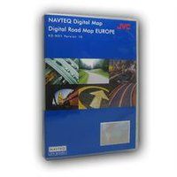 Navteq Europa Paket JVC KD-NX1 Version 10