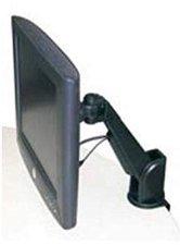 Exponent LCD Monitorarm mit Tischbefestigung