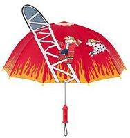 Kidorable Regenschirm Feuerwehrmann