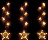 Hellum Glühlampenwerk Sternenkette (18 Dioden)