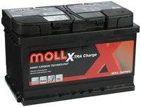MOLL M3 plus K2 Doppeldeckel 12V 71Ah (83071)