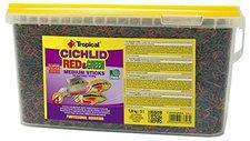 Tropical Cichlid Red & Green Medium Sticks (5 Liter)