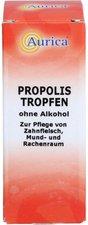 Aurica Propolis 20% Tropfen ohne Alkohol (15 ml)