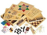 Philos Holz-Spielesammlung 100