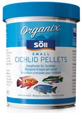 Söll Organix Small Cichlid Pellets (490 ml)