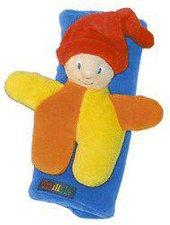 Trullala Gurtpolster Wichtel gelb-orange