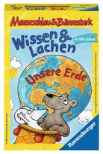 Ravensburger Mauseschlau und Bärenstark Wissen und Lachen - Unsere Erde (23289)