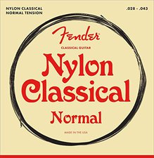 Fender Nylon Classical (100 Clear)