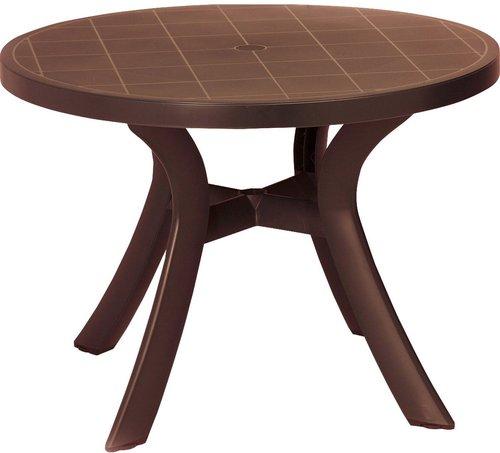 Best Freizeitmöbel Kansas Tisch Ø 100 cm
