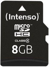 Intenso GmbH microSDHC 8GB (3403460)