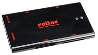 Roline USB 2.0 Multi Card Reader für Notebooks (15.08.6247)