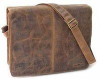 Greenburry A4 Postbag Vintage (1739B)