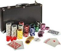 Vedes Laser-Chips Pokerset (300 Chips  13,5g)