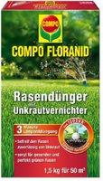Compo Floranid Unkrautvernichter Rasen 50m²