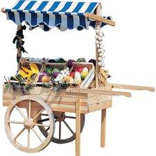 Promex Gartenideen Marktwagen