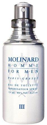 Molinard Homme III Eau de Toilette (120 ml)
