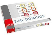 Schubi Verlag Time Dominos (23928)
