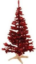Europalms Tannenbaum rot 240 cm