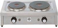 Apexa Elektro-Tischkocher 2 Platten 105322