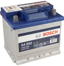 Bosch Automotive S4 12V 52Ah (0 092 S40 020)