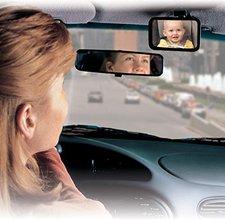 Baby View Sicherheits-Rückspiegel