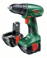 Bosch PSR 12 mit 2 Akkus (0 603 955 501)