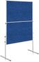 Legamaster Economy Moderationswand Klappbar (150 x 120 cm) Blau