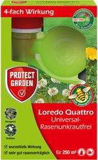 Bayer Garten Loredo Quattro Universal Rasenunkrautfrei 250 ml
